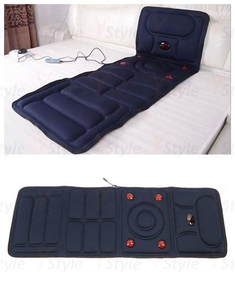 vibrating bed massage mattress for sofa bed vibrating far infrared heating 9 vibrating motor