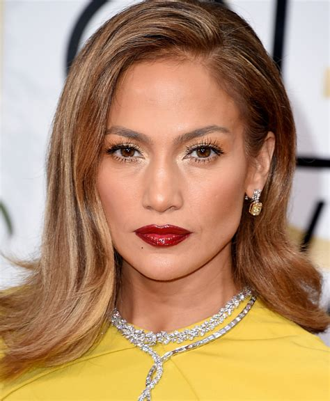 what color is j los lipstick jennifer lopez yellow gown or white beautygeeks