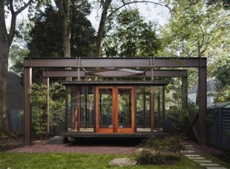 tea house design lantern like hanging japanese tea house brings visitors in touch with nature inhabitat green
