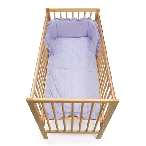 swinging crib set alami swing crib embroidered angle swing crib set