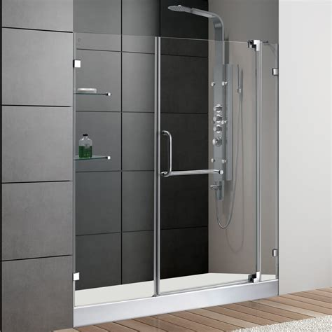 Shower Doors For Acrylic Showers Acrylic Frameless Shower Doors Overstock Shopping The