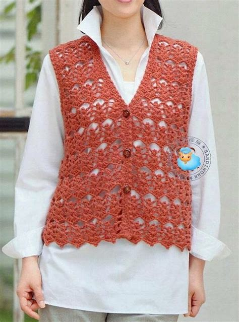 pattern for simple vest crochet sweaters crochet vest patterns simple and stylish