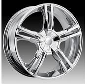 Pacer 786C Ideal Chrome Custom Rims Wheels