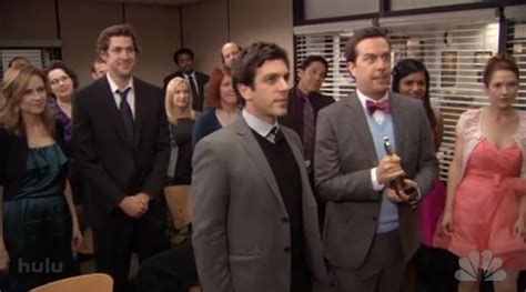 the office staff sing a tribute to michael