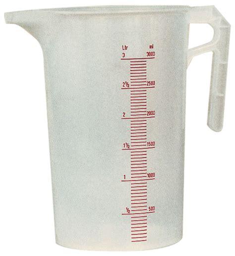 measuring jug 3l austates pest equipment pest