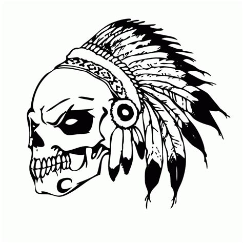 coloring page indian headdress indian headdress coloring page coloring home