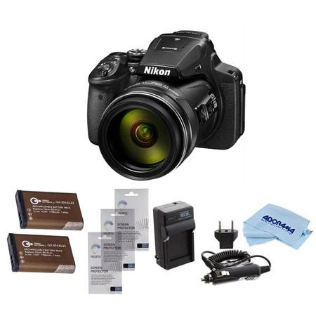 Nikon P900 4 Sale by Nikon Coolpix P900 Digital With Accessory Bundle 26499 Ae