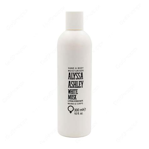 Alyssa White Musk Lotion 750 Ml buy personal care products from green belt supermarket