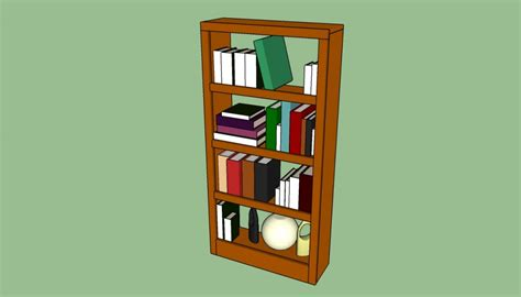 How To Build A Bookcase Wall Howtospecialist How To How To Build Wall Bookshelves