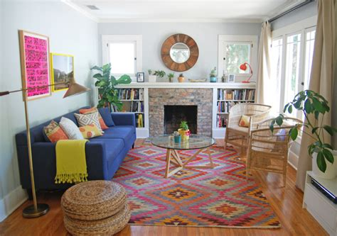 pink rugs for living room innovative kilim rug in living room contemporary with pink and navy next to small family room