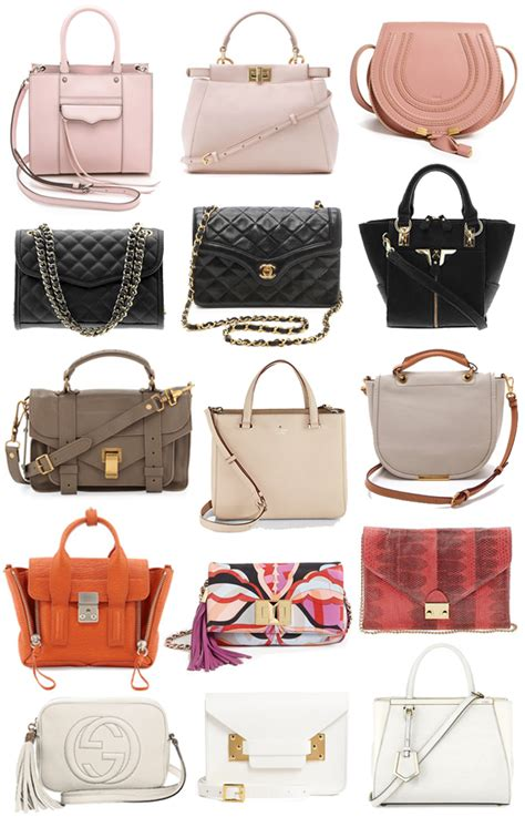 Designer Classic Must Bags by 15 Must Crossbody Bags For Every
