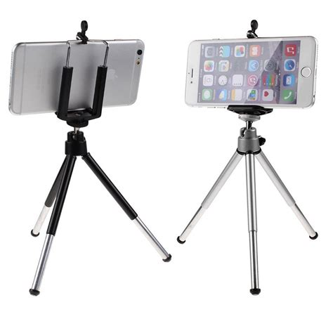 Tripod Holder universal 360 176 rotatable cell phone stand tripod holder