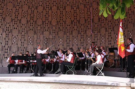 pavillon luzern burgmusik rothenburg pavillon konzert luzern