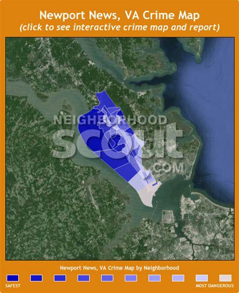 news va newport news crime rates and statistics neighborhoodscout