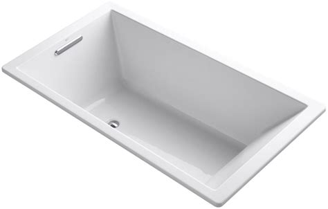 kohler bathtubs sale faucet com k 1136 0 in white by kohler