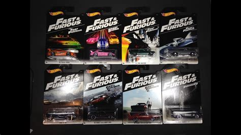 Hotwheels Fast And Furious wheels fast and the furious 2016 us walmart