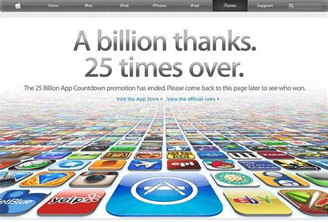 Chinese Apple Store Gift Card - chinese man wins 10 000 itunes gift card after app store reaches 25billion downloads