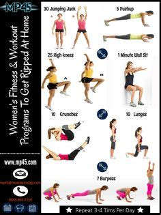 45 day workout program are created by mr jaret