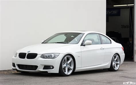 335 I Bmw by Alpine White Bmw E92 335i Gets A Suspension Update