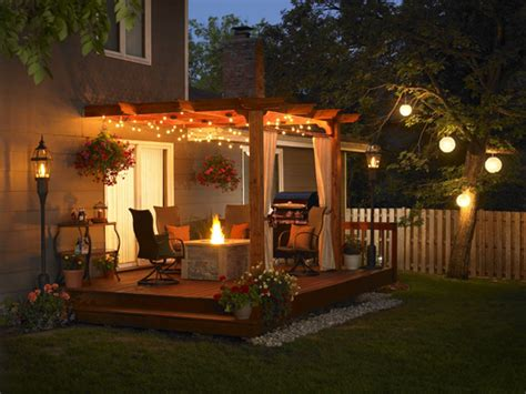Outdoor House Lighting Ideas 10 Gorgeous And Easy Outdoor Lighting Ideas Elliott Spour House
