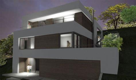 Einfamilienhaus Am Hang by Einfamilienhaus Am Hang Grundrisse Wohn Design