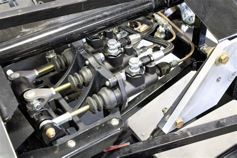 double master dual master cylinder brake bleeding with tilton