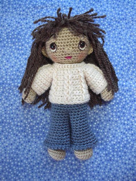 basic doll pattern basic amigurumi doll crochet kingdom