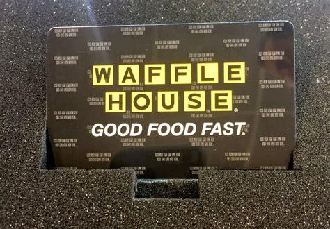 Waffle House Gift Card by Jake Golic Jgolic88