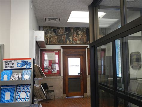 Post Office Normal Il by Normal Il Post Office 61761 Lobby Post Office Freak