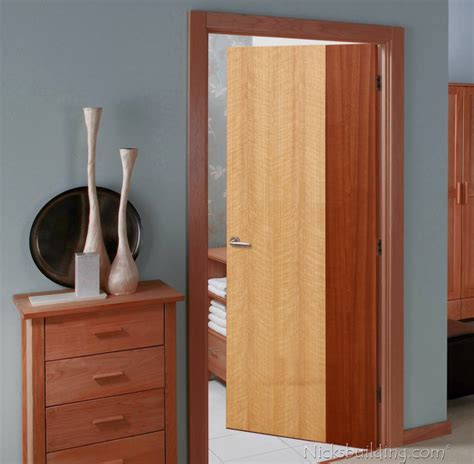 Modern Wood Interior Doors Contemporary Interior Doors Modern Interior Wood Doors