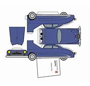 8 Best Images Of Printable Paper Cars  Plane