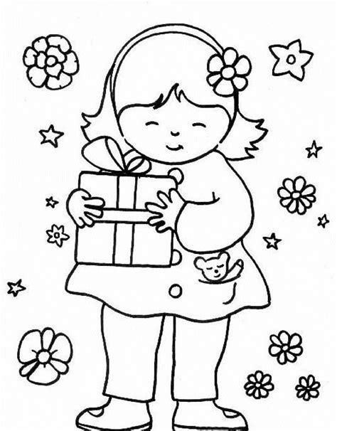 Printable Coloring Pages For Kids Coloring Pages For Kids Colouring Sheets For Children Printable