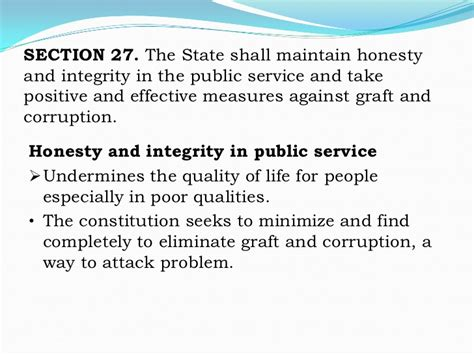 Section 27 Constitution 28 Images Article 2 Section 27