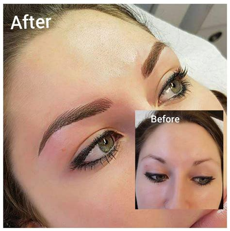 3d tattoo price uk 3d eyebrow feathering in birmingham by designing faces