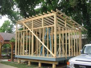 Shed Style Roof by Shed Style Roof With Clerestory Windows For The Garage