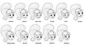 image shimmer production sketches jpg shimmer shine wiki fandom powered wikia