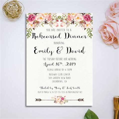 wedding rehearsal dinner invitations 2612 best images about rehearsal dinner invitations on
