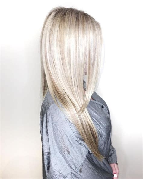 lowlight placement in bleached blond hair i ve been slightly infatuated with subtle low lights