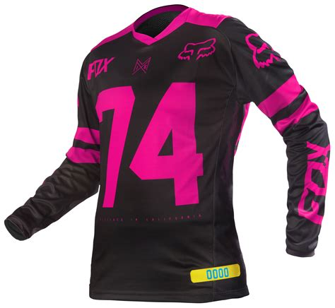 fox racing switch s jersey size xs only revzilla