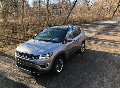 jeep limited review 2017 jeep compass limited 4x4 review true 95 octane