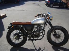 Custom built mutt 125 cc street scrambler special brand new learner