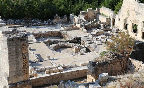 early christianity in lycaonia and adjacent areas from b 5 4 1 early christianity in the kalykadnos valley and