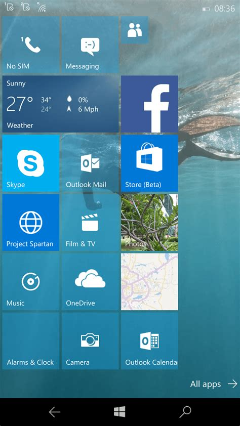 windows mobile emulator windows 10 mobile emulator build 10158 changes revealed