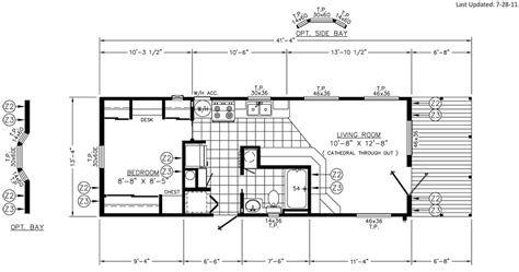 porch floor plans hickory porch floor plan park model homes florida