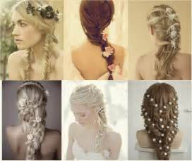 Pics photos cute and easy wedding hairstyles for little girls
