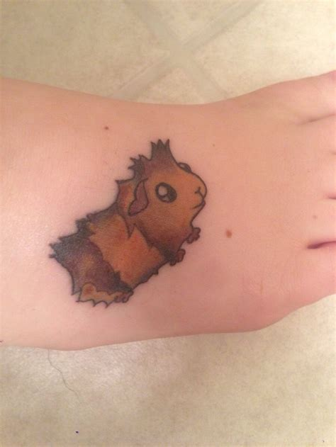 guinea pig tattoo 1000 ideas about pig tattoos on tattoos