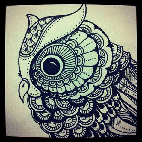 doodle owls 1000 ideas sobre atrapasue 241 os dibujo en
