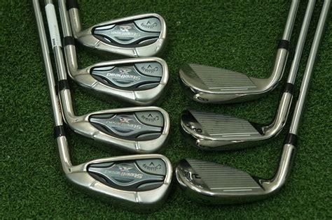 Golf Callaway Steelhead Xr 5 Wood Regular Flex Right New 2017 callaway steelhead xr 4 pw irons steel regular flex iron