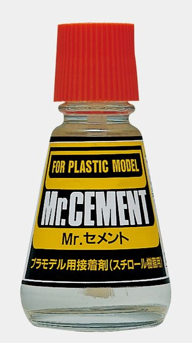 Mr Cement Deluxe Mr Cement S mr hobby mr cement