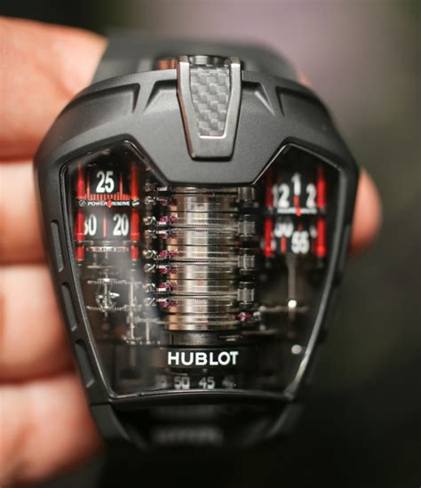 Jam Hublot Mp 05 hublot mp 05 laferrari with power for 50 days